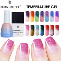 BORN PRETTY UV LED Color Changing Gel Polish Soak off Nail Art Varnish Soak off