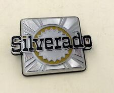 1980-87 CHEVROLET SILVERADO NAMEPLATE EMBLEM NEW GM NOS 14014315