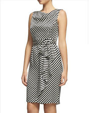 "BNWT PERRI Cutten ""Levine"" Stripe Dress. Size 18. Minor Fault"
