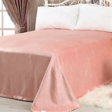 Blanket 100% Mulberry Silk Throws multi-amino acids Bed Spreads bed sheet velvet