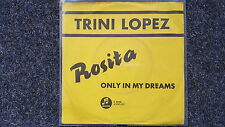 Trini Lopez - Rosita 7'' Single Germany