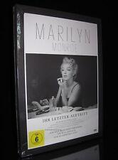 DVD MARILYN MONROE - IHR LETZTER AUFTRITT inkl. BILDBAND - PREMIUM EDITION * NEU