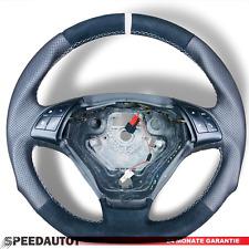 Aplati Alcantara Volant Neuf Fiat Grande Punto Volant en Cuir Multifonction