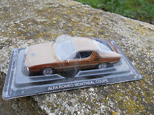 ALFA ROMEO MONTREAL coupe ' Die cast 1/43 Sowjetunion