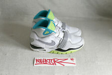 NIKE AIR TRAINER SC II CITRON LIME HIGH QS 9US 42.5 ATSC2 AT1 RARE LTD NEW DS TZ