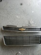 CHEVROLET IMPALA Fits 2006-2011 Front Bumper Upper & Lower Grill grille