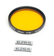 49mm Hi//Q YA3 Orange