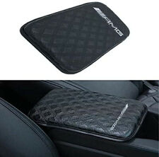 Car Armrest Cushion Soft Leather Auto Center Console Pad Cover fit for Benz