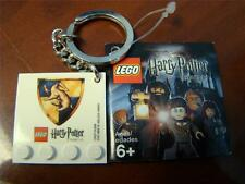 NEW LEGO Harry Potter Years 1-4 Hufflepuff Promo Keychain with tag