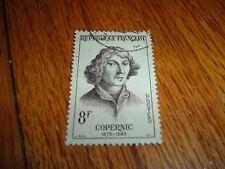 Republique Francaise France French Copernic Astronomer Astronomy J. Piel  Stamp
