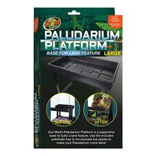 ZOO MED PALUDARIUM PLATFORM LARGE BIO ACTIVE PLANTER ISLAND