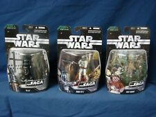 Lot 3 Star Wars Episode VI Return of the Jedi Saga Collection R5-J2 Boba Fett +