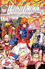 WildC.A.T.S:Covert Action Teams #1,2-w/cpn-14 +#1sp.X2, + #5 X2 Image  1992(bx3)