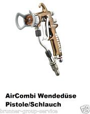 AirCombi Wendedüse Pistole/Schlauch       AA4400M-75T