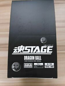 S.H. Figuarts Dragonball Z 2019 Event Exclusive Dragon Ball Star Stands Full set
