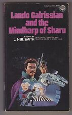 Lando Calrissian and the Mindharp of Sharu - L Neil Smith Star Wars SUPER TIGHT