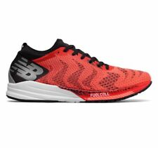 Men's NEW BALANCE FUELCELL IMPULSE RUNNING SHOES Sz 11.5 2E Red & Black MFCIMRB