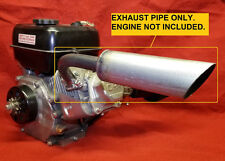 Engine Header Exhaust Pipe for Go Kart  Predator 212cc and Predator 3 HP (79cc)