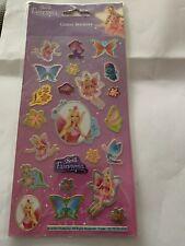 Barbie Fairytopia 1 Sheet Of Stickers - Children Party Bag Fillers Rewards