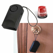 New 120db Wireless Touch Sensor Security Alarm Loud Door Knob Entry Anti BH