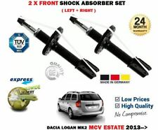 KYB Amortiguador trasero se ajusta Dacia Duster de 1.6 2013