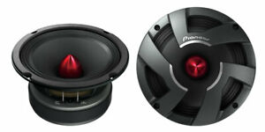 PIONEER CAR 6.5-in PRO Series Mid-Bass Driver 4-ohms