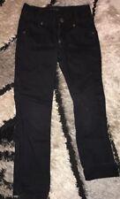Pantaloni Bimba 4-5 Eta Cm 110 XS Sisley Neri