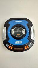 Panasonic Shockwave SL-SW505 Portable CD Player Anti-Shock Memory II JAPAN XBS