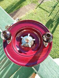 Rare Vintage Alvey 750 Y-back Ball Bearing Reel