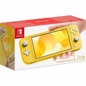 Console Nintendo Switch Lite  Giallo
