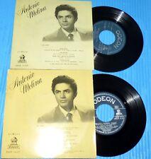 "Antonio Molina / Odeon DSOE 16.057/100,2X7"" 45rpm EP Spain"