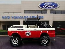 1966 FORD BRONCO OFF ROAD RARE 1/64 LIMITED EDITION DIECAST COLLECTIBLE MODEL