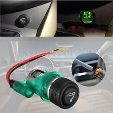12V Car Motorcycle Power Cigerette Lighter Socket Portable Outlet Plug Adapter