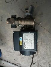 Quality Stuart Turner PR9 MB Single Phase Brass Pump - Excellent Condition