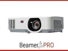 NEC P554U - Full HD WUXGA, 5.300 ANSI Lumen, Lens Shift Projektor, Beamer