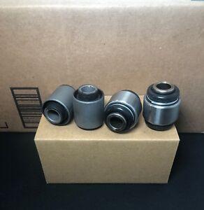 4 REAR KNUCKLE BUSHINGS FOR 1990-91-92-93-94-95-96-97-98-99-2000 LEXUS LS400