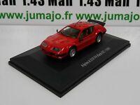 ALP4M Voiture 1/43 eligor RENAULT Alpine : A 310 V6 Pack GT 1983
