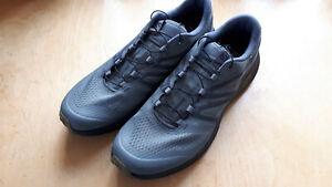 Salomon Sense Ride 2 Trailrunning Schuhe Gr. 46 2/3 UK 11,5 NEUWERTIG