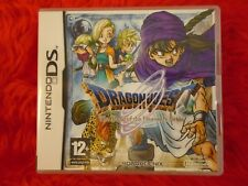 ds DRAGON QUEST The Hand of the Heavenly Bride RPG DSi 3DS PAL UK Version