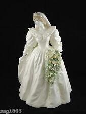 COALPORT ROYAL BRIDE FIGURINE  DIANA PRINCESS OF WALES 7795 / 12500