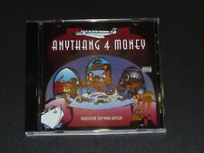 ANYTHANG 4 MONEY BY COLD WORLD HUSTLERS g-funk g-rap 11/5 U.D.I. Ad Capone Guce