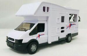 Toy Car MODEL MOTORHOME CAMPER VAN dad girl boy BIRTHDAY GIFT Caravan