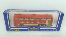 C Tomy Tomica LONG TOMICA L18 -1-2 NEOPLAN SKYLINE DOUBLE DECKER BUS (JAPAN)