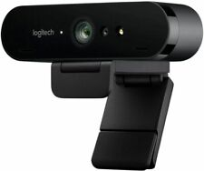 More details for new logitech brio ultra hd pro 4k webcam - full uk warranty - next-day delivery