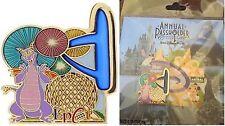 LE Figment 2014 Annual Passholder Disney Pin WDW Epcot Puzzle D Dreamfinder