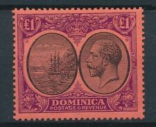 [52824] Dominica 1923 Very good MH Very Fine stamp $375