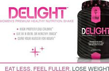 FitMiss Delight womens complete protein shake vanilla chai 1.2lbs