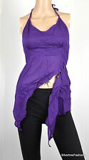 Party Fitted Strappy, Spaghetti Strap Tops & Shirts Size Petite for Women