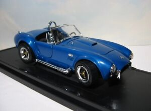 1962 Shelby Cobra 427   Limited 40th Anniversary 1:18 diecast   Signature Series
