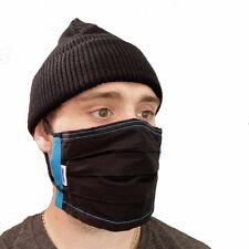 One Hole Men Balaclava Face Mask Mouth Cover Bike Ski Sports Head Wear Strap